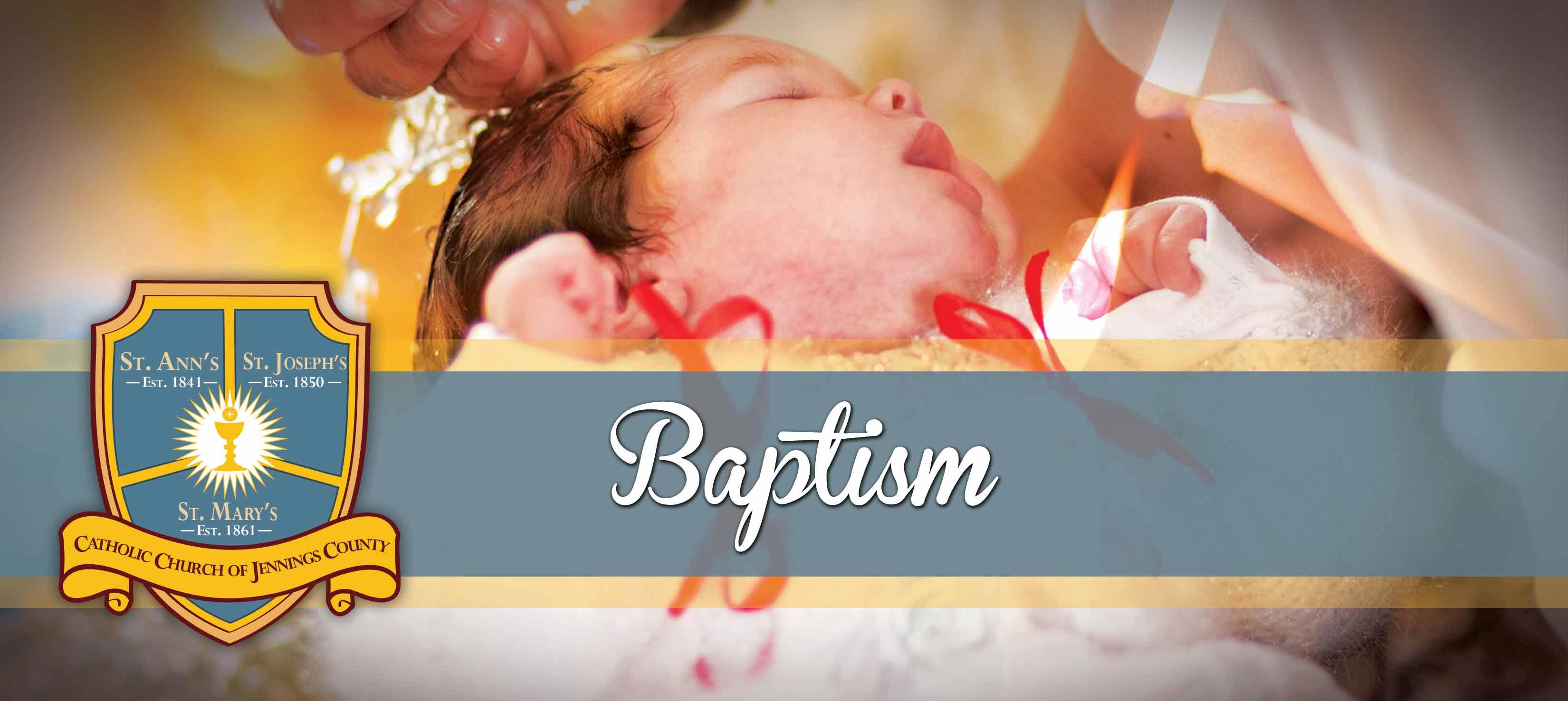 Baptism - CCJC